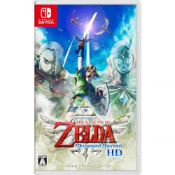 Game The Legend Of Zelda Skyward Sword HD Switch