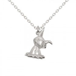 Silver Necklace Mimikyu Pokémon