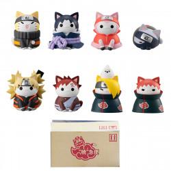 Figurines Nyaruto Akatsuki Shippuden Battle NARUTO Box