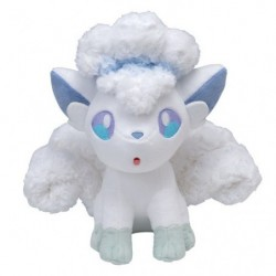 Plush Fuwa Fuwa Alola Vulpix japan plush