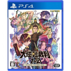 Game The Great Ace Attorney Chronicles PS4