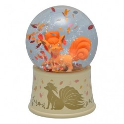 Crystal Globe Vulpix Crystal Season japan plush