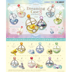 Figures Dreaming Case 3 for Sweet Dreams Box Pokémon
