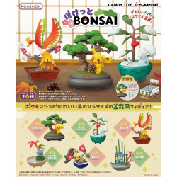 Figures Pocket Bonsai Pokémon Box