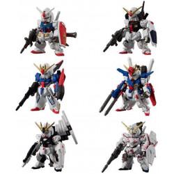 Figurines 10 Year Anniversary Universal Century Set FW Gundam CONVERGE
