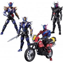 Figurines SHODO-X kamen Rider