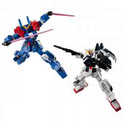 Figurines G Frame EX04 Blue Destiny Unit 2 and 3 Set Mobile Suit Gundam