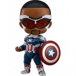 Nendoroid Captain America Sam Wilson The Falcon and The Winter Soldier