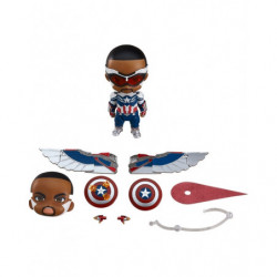 Nendoroid Captain America Sam Wilson DX The Falcon and The Winter Soldier