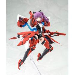 Figure Ayaka Ichijo Megami Device x Alice Gear Aegis Plastic Model