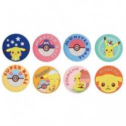 Embroidery Brooch Collection Pokémon