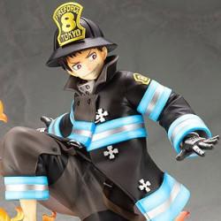 Figure Shinra Kusakabe Fire Force ARTFX J