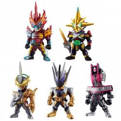 Figurines Kamen Rider 21 CONVERGE