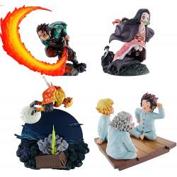 Figurines Joukei No Hako Box Kimetsu No Yaiba Puchirama