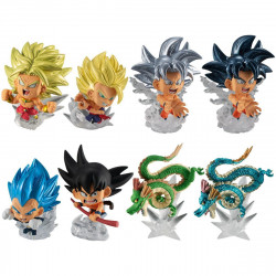 Figurines Super Warrior 5 Box Dragon Ball