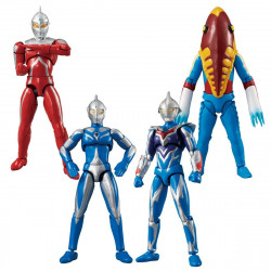 Figurines Super Dynamic 9 Ultraman