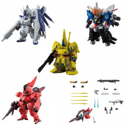 Figurines FW Gundam CONVERGE Plus02 Box