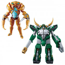 Figurines Volcancer and Magnugiga Set Kamen Rider SO DO CHRONICLE