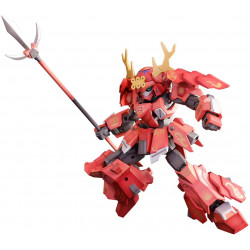 Figurine Sanada Extreme Armor Ornament Ver. Plastic Model