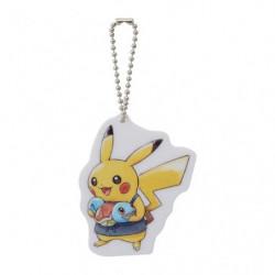 Keychain Pikachu Pokémon Grassy Gardening