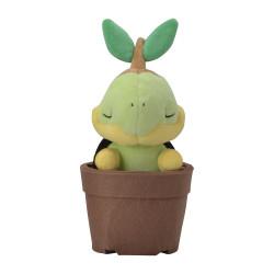Peluche Tortipouss Pokémon Grassy Gardening