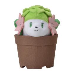 Plush Shaymin Pokémon Grassy Gardening