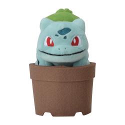 Plush Bulbasaur Pokémon Grassy Gardening