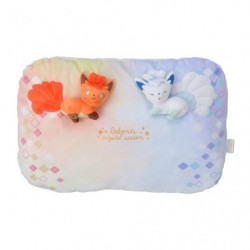 Cushion Vulpix Crystal Season japan plush