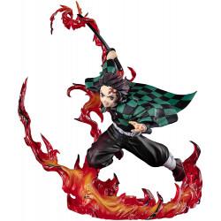 Figurine Tanjiro Kamado Kimetsu No Yaiba Figuarts ZERO