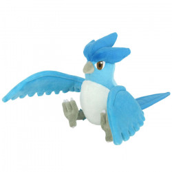 Peluche Artikodin Pokémon ALL STAR COLLECTION