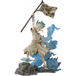 Figurine Senku Ishigami Dr Stone Figuarts ZERO