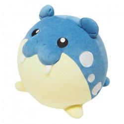 Plush Spheal Mochifuwa Cushion