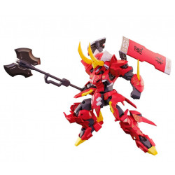 Figure Takeda Extreme Armor Ornament Ver. Plastic Model