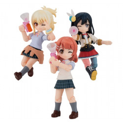 Figurines Love Live x AQUA SHOOTERS Box