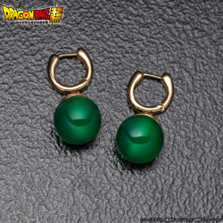 Boucles d'oreilles Potara Goku Black Dragon Ball Z