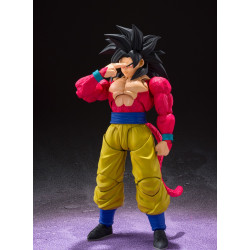 Figure Super Saiyan 4 Son Goku S.H.Figuarts