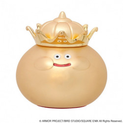 Figurine King Slime 35th anniversary Ver. Dragon Quest Metallic Monsters Gallery