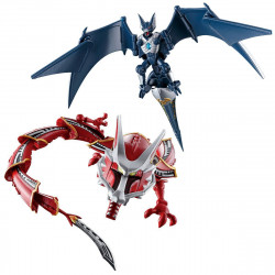 Figurines Drag Redder and Dark Wing Set Kamen Rider SO DO CHRONICLE