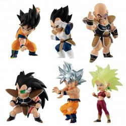 Figurines Dragon Ball Set 5 Adverge Motion