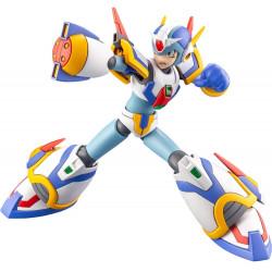 Figure Force Armor Rockman X Plastic Model