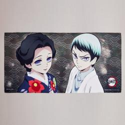Serviette Bain Yushiro and Tamayo Kimetsu No Yaiba