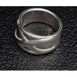 Silver Time Ring Dragon Ball Super