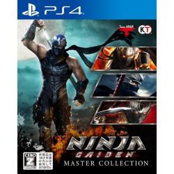Game Ninja Gaiden Master Collection PS4