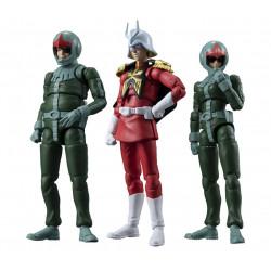 Figurines Zeon Normal Suit Soldier Box Mobile Suit Gundam