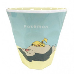Melamine Cup Pikachu Snorlax