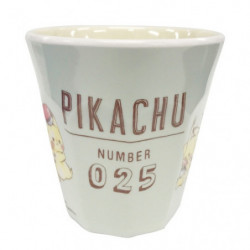 Melamine Cup Logo Pikachu number025