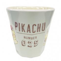Tasse Mélamine Logo Pikachu number025