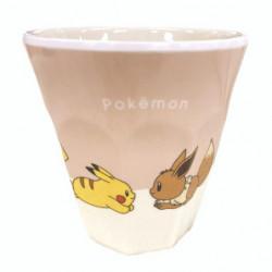 Melamine Cup Pikachu Eevee