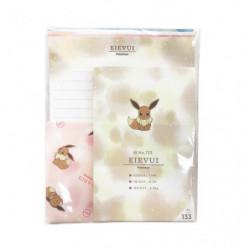 Envelopes Letter Paper Set Eevee