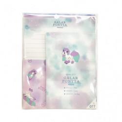 Envelopes Letter Paper Set Galarian Ponyta